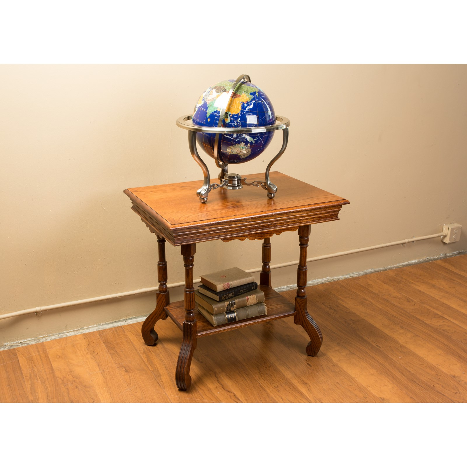 Creative wood design legacy end table stewart roth furniture for Creative design table