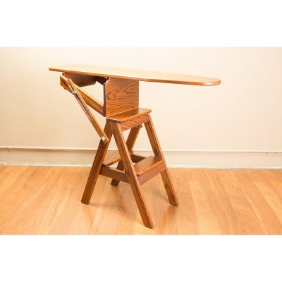 Creative Wood Design On-It Stepping Stool 2