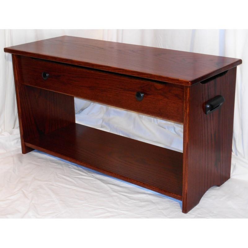 Creative Wood Design Bench With Storage Stewart Roth
