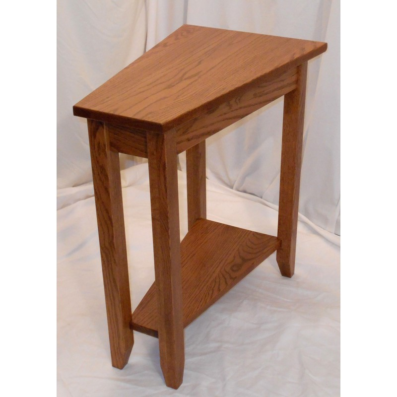 creative wood design shaker wedge table stewart roth