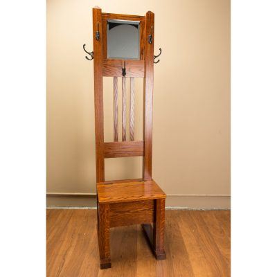 Hobby Hill Woodworking 250 - HTM2M Tall Chair Coat Hanger