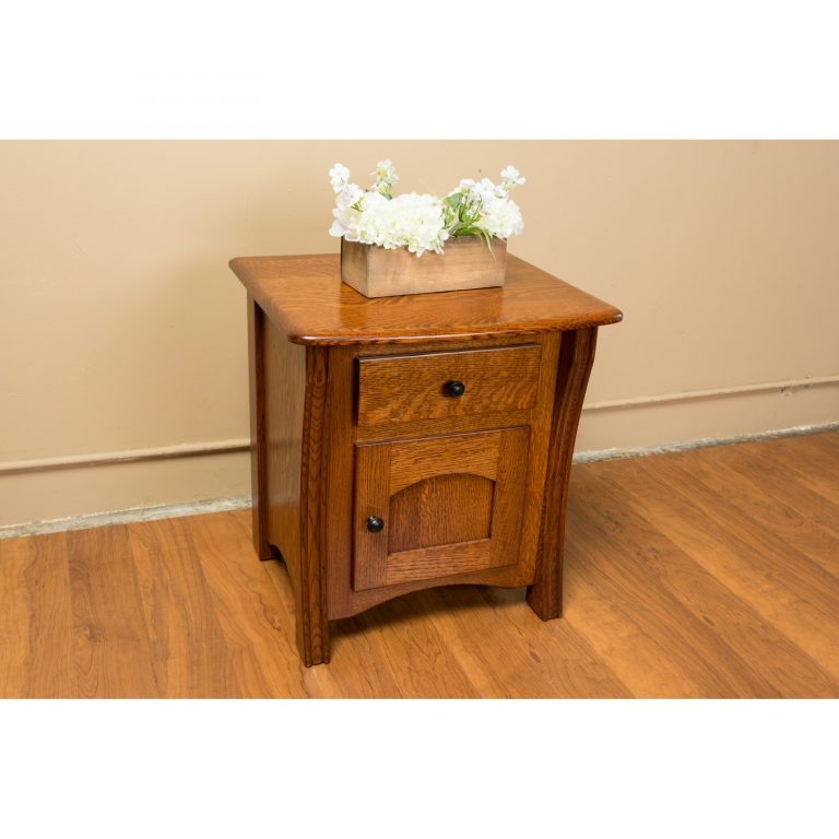 Kohler Woodcraft 22 Master Closed EndTable 2