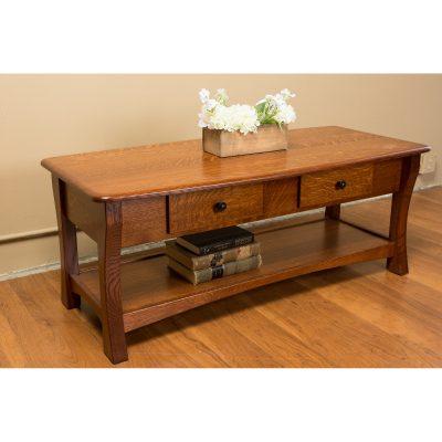 Kohler Woodcraft 45 Master Coffee Table 2