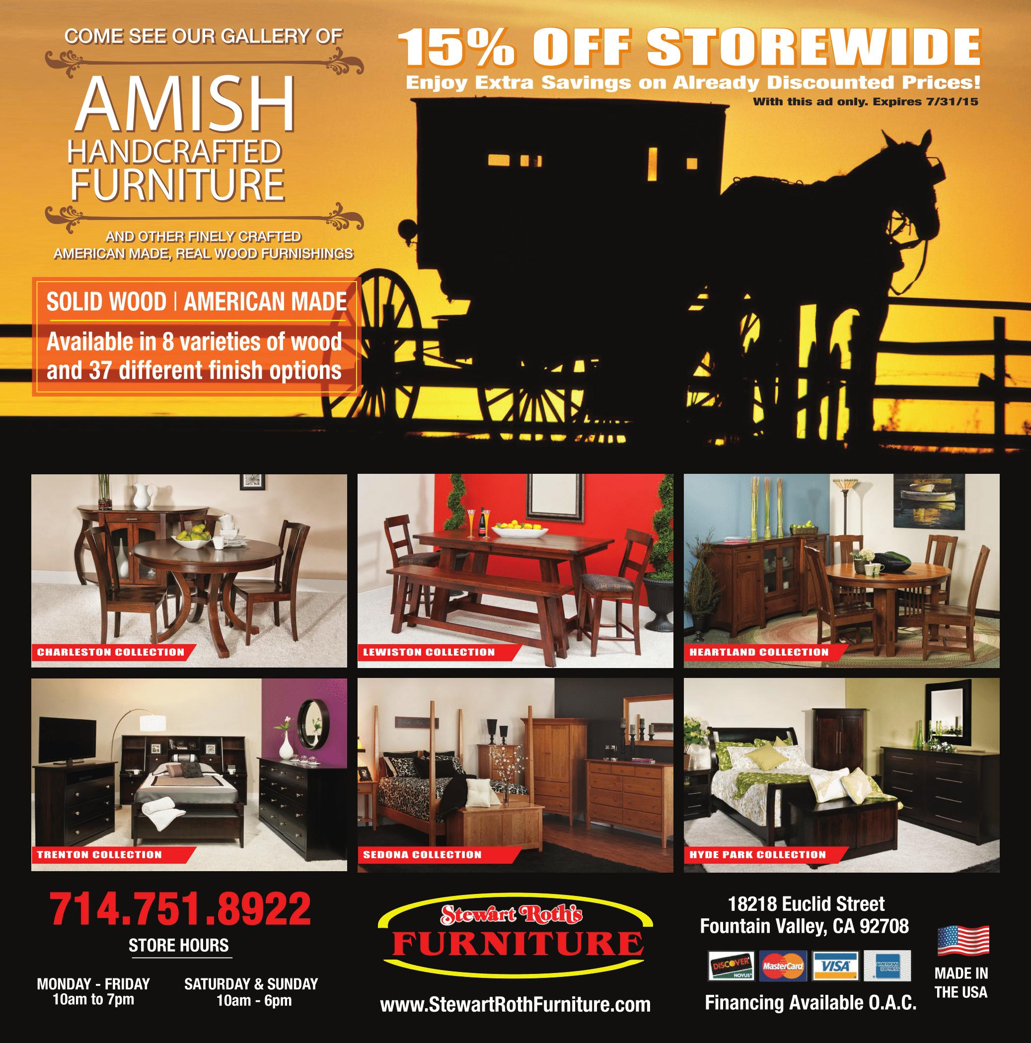 furniture sale ads. Amish Furniture Sale Furniture Sale Ads