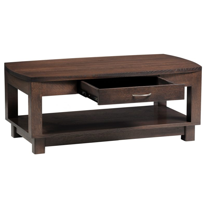 Urban Bow Top 504 Coffee Table open