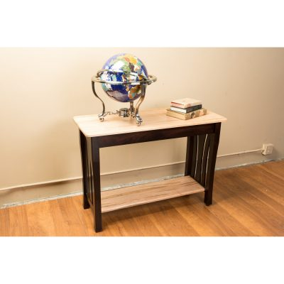 Weaver's Custom Finishing 36b Sofa Table 2