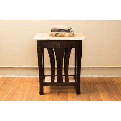 Weaver's Custom Finishing 36c End Table