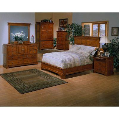 Winners Only Cape Cod Ebony Bedroom Collection Stewart