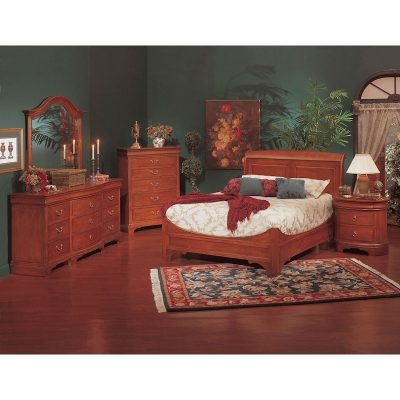 Winners Only Renaissance Sleigh Bedroom Collection