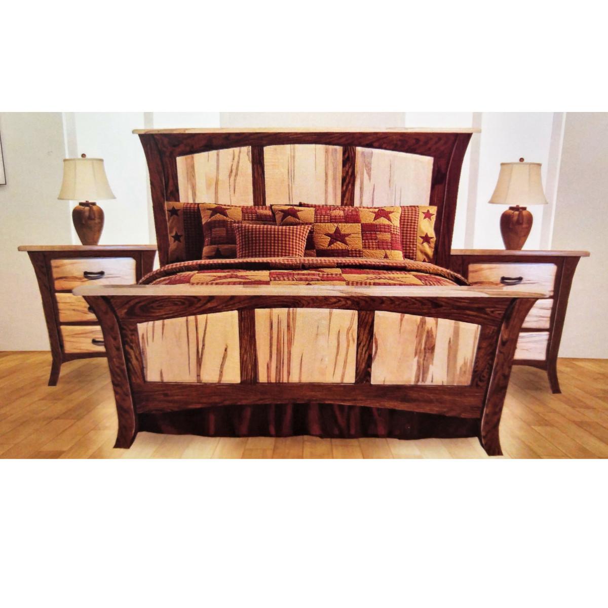 Meadow Rock Galveston Bedroom Set Stewart Roth Furniture