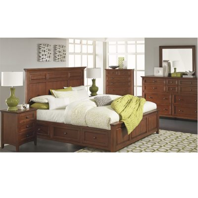Whittier Woods Bed Collection