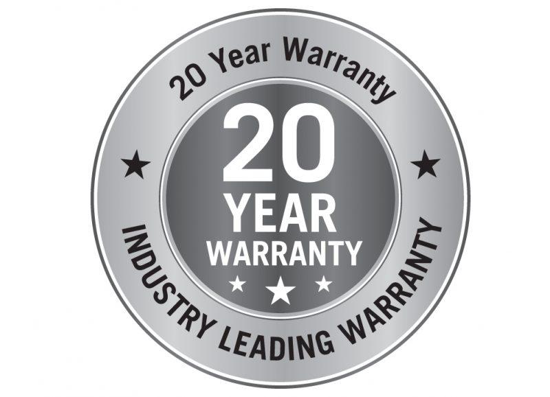 20 year warrantybella