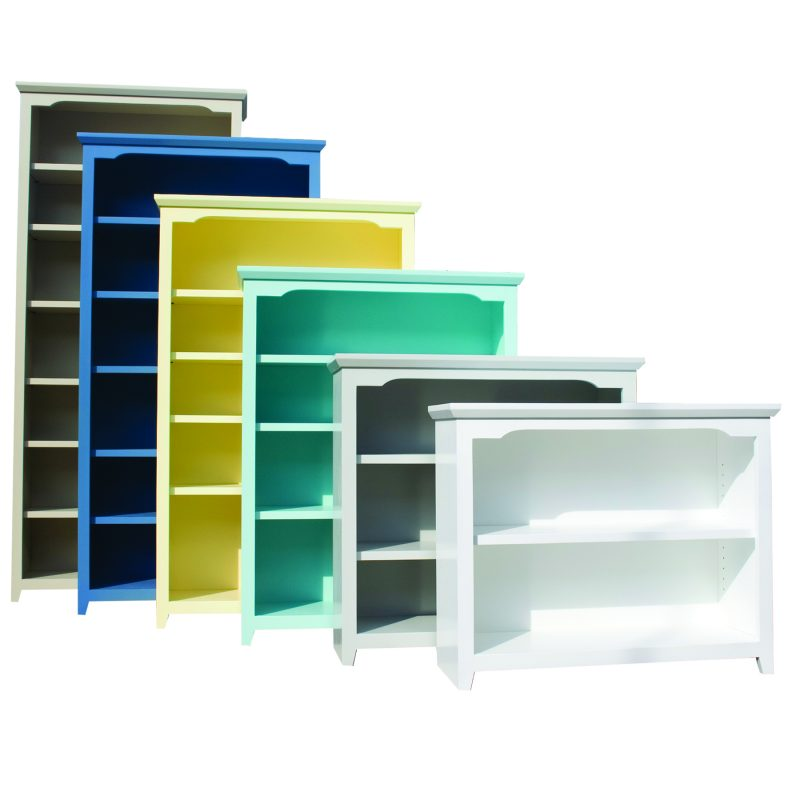 Shaker-OPEN-BOOKCASES
