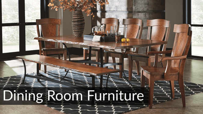Stewart Roth Furniture | American Made, Solid Hard Wood, Amish Furniture,  Oak Connection